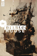 Image: Diablo House #2 (cover B - Wood) - IDW Publishing