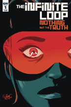 Image: Infinite Loop: Nothing But the Truth #1 (cover A - Charretier) - IDW Publishing