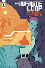 Image: Infinite Loop: Nothing But the Truth #1 (cover B - Chiang) - IDW Publishing