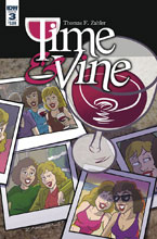 Image: Time & Vine #3 (cover A - Zahler) - IDW Publishing