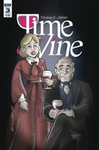 Image: Time & Vine #3 (cover B - Zahler) - IDW Publishing