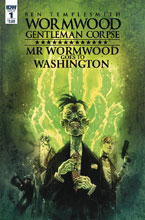 Image: Wormwood Goes to Washington #1 (cover A - Templesmith) - IDW Publishing