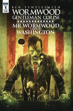 Image: Wormwood Goes to Washington #1 (cover B - Templesmith) - IDW Publishing