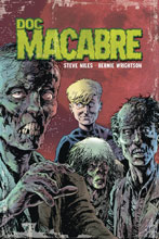 Image: Doc Macabre Treasury Edition  - IDW Publishing