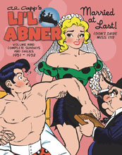 Image: Lil Abner Vol. 09 HC  - IDW Publishing