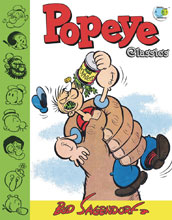 Image: Popeye Classics Vol. 11: Giant & More HC  - IDW Publishing