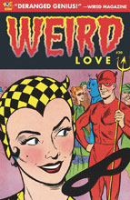 Image: Weird Love #20 - IDW Publishing