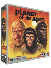 Image: Planet of the Apes Game  - IDW Publishing
