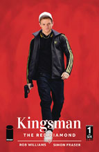 Image: Kingsman: Red Diamond #1 (cover D - Doyle) - Image Comics