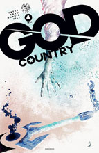 Image: God Country #4 (2nd printing) - Image Comics