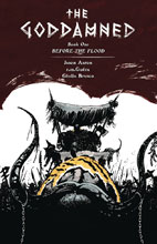 Image: Goddamned: Before the Flood HC  - Image Comics