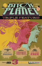 Image: Bitch Planet: Triple-Feature #4 - Image Comics