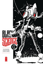 Image: Black Science #31 (cover B - Andrews) - Image Comics