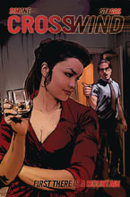 Image: Crosswind #4 (cover B - Staggs) - Image Comics