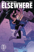 Image: Elsewhere #2 (cover A - Kesgin & Riley) - Image Comics