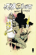 Image: Grrl Scouts: Magic Socks #5 (cover A - Mahfood) - Image Comics
