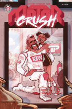 Image: Motor Crush #6 (cover A - Tarr) - Image Comics