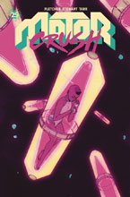 Image: Motor Crush #6 (cover C - Wyatt) - Image Comics