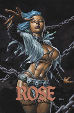 Image: Rose #6 (cover B - Finch) - Image Comics