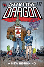 Image: Savage Dragon #227 - Image Comics
