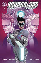 Image: Youngblood #5 (cover A - Towe) - Image Comics