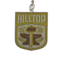 Image: Walking Dead Faction Keychain: Hilltop  - Image Comics