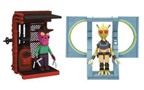 Image: Rick & Morty Micro Construction Set Assortment  - Tmp Toys / Mcfarlane's Toys