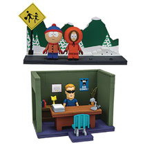Image: South Park Small Construction Set Assortment  - Tmp Toys / Mcfarlane's Toys