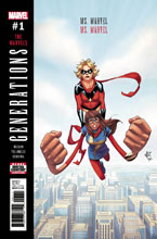 Image: Generations: Ms. Marvel & Ms. Marvel #1  [2017] - Marvel Comics