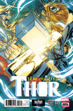 Image: Mighty Thor #23  [2017] - Marvel Comics