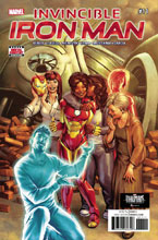 Image: Invincible Iron Man #11  [2017] - Marvel Comics