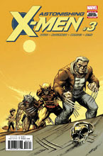 Image: Astonishing X-Men #3 - Marvel Comics