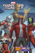 Image: Marvel Universe Guardians of the Galaxy #22 - Marvel Comics