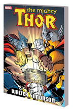 Image: Thor by Walter Simonson Vol. 01 SC  (new printing) - Marvel Comics