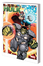 Image: Indestructible Hulk by Waid Complete Collection SC  - Marvel Comics