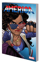 Image: America Vol. 01: Life & Times of America Chavez SC  - Marvel Comics