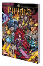 Image: Royals Vol. 01: Beyond Inhuman SC  - Marvel Comics