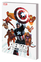 Image: Avengers by Brian Michael Bendis Complete Collection Vol. 02 SC  - Marvel Comics