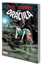 Image: Tomb of Dracula Complete Collection Vol. 01 SC  - Marvel Comics