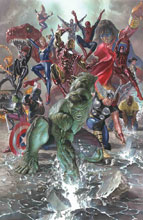 Image: Legacy by Alex Ross Poster  - Marvel Comics