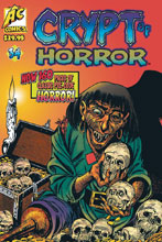Image: Crypt of Horror #34 - AC Comics