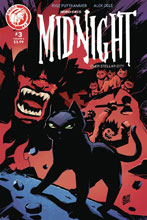 Image: Hero Cats: Midnight Over Stellar City Vol. 2: #3 - Action Lab Entertainment