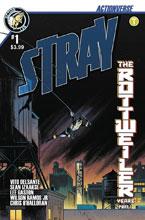 Image: Actionverse: Stray #1 (cover A - Izaakse) - Action Lab Entertainment