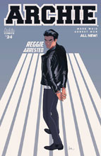 Image: Archie Vol. 02 #24 (cover A - Audrey Mok)  [2017] - Archie Comic Publications
