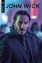 Image: John Wick #1 (cover C - Photo) - Dynamite