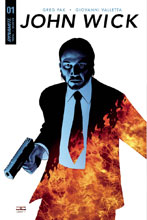 Image: John Wick #1 (cover D subscription - Cassaday) - Dynamite