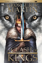 Image: Game of Thrones: Clash of Kings #4 (cover A - Miller) - Dynamite