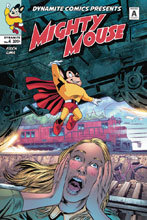 Image: Mighty Mouse #4 (cover A - Lima) - Dynamite