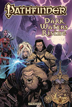 Image: Pathfinder Vol. 01: Dark Waters Rising SC  - Dynamite