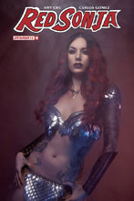 Image: Red Sonja #9 (cover D - Cosplay) - Dynamite